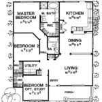 Beautiful Bungalow House Plans