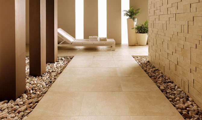 Beautiful Ceramic Floor Tiles Refin