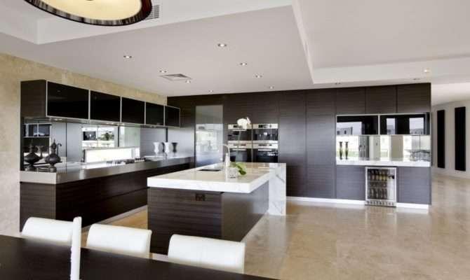 Beautiful Contemporary Kitchen Design Idea Latest