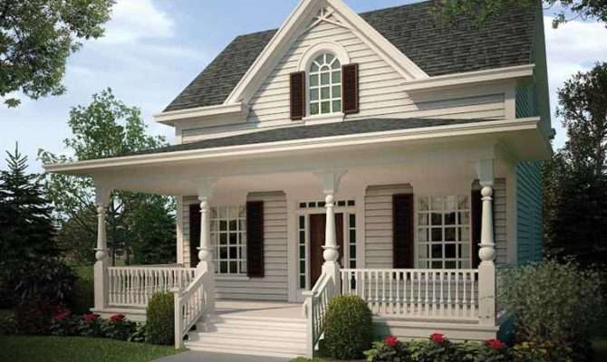 Beautiful Cute House Plans Small Country Cottage