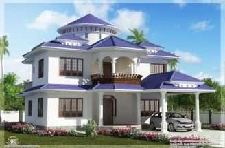 Beautiful Dream Home Design Feet Indian Decor