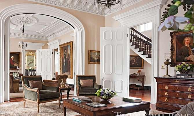 Beautiful Grand Charleston Home Traditional