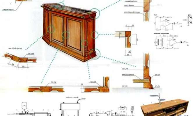 Beautiful Home Bar Plans Designs