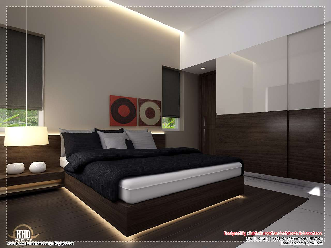 Beautiful Home Interior Designs Kerala Design
