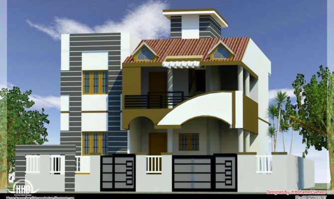 Beautiful House Elevation Designs