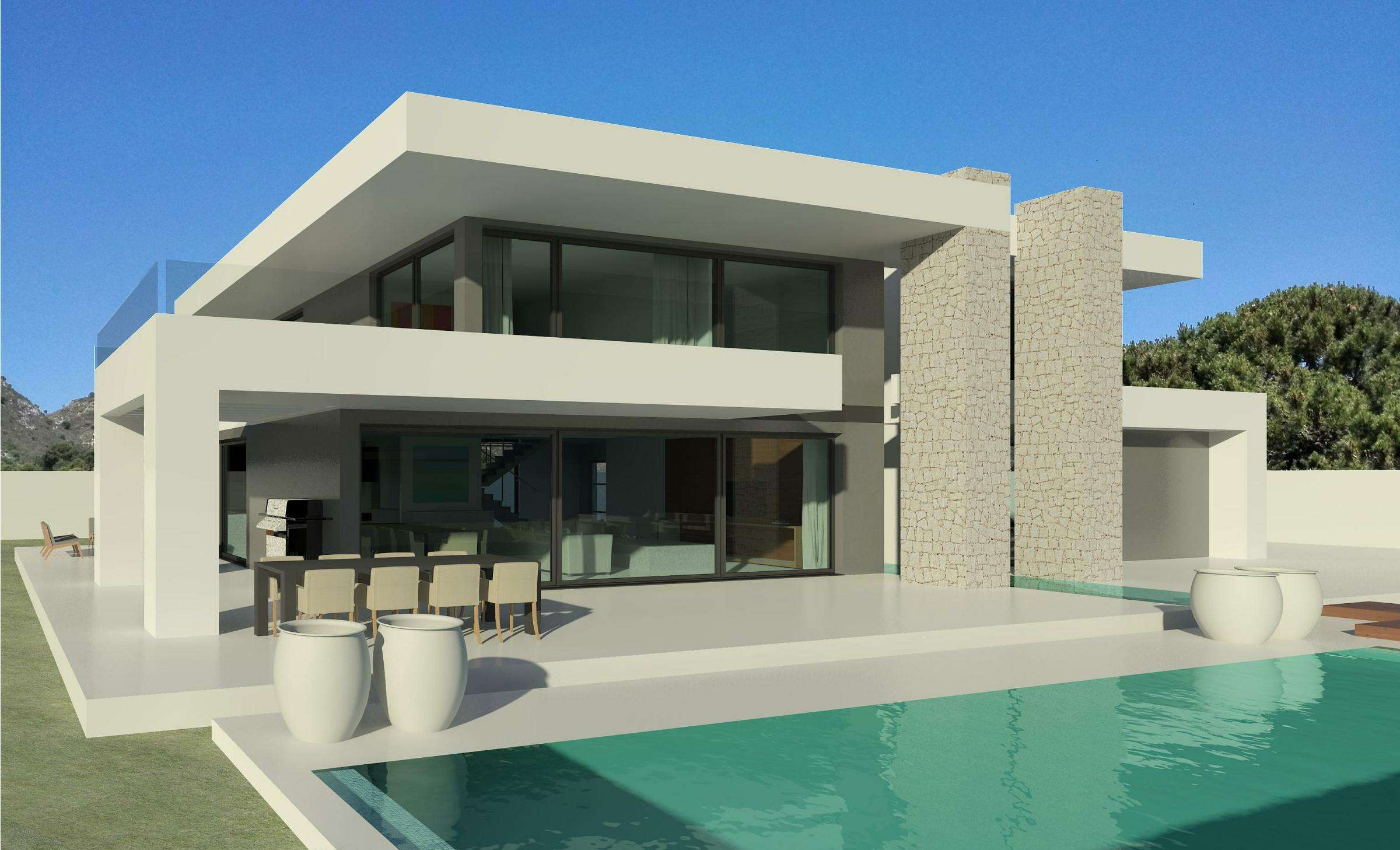 Beautiful Houses Compound Wall Designs Kerala House