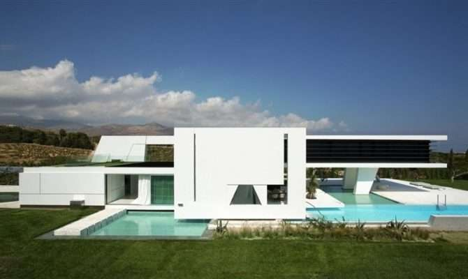 Beautiful Houses Week House Architecture Studio