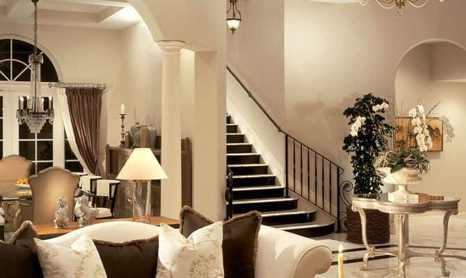 Beautiful Interior Causa Design Group Grand Mansions