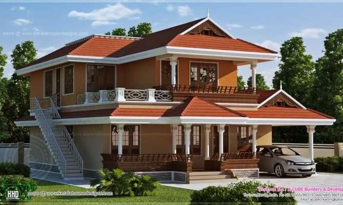 Beautiful Kerala House Design Plans