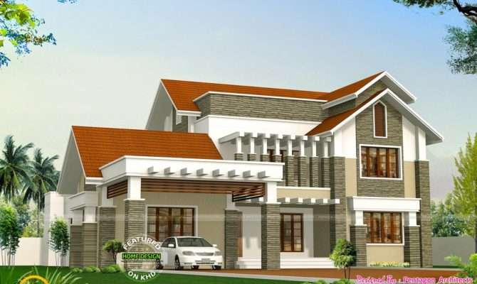 Beautiful Kerala Houses Pentagon Architects