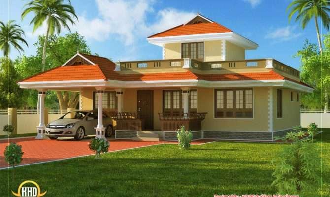 Beautiful Kerala Style House Home Appliance
