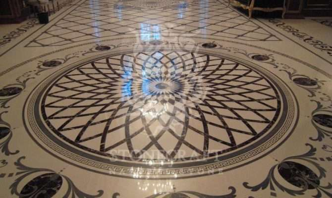 Beautiful Marble Flooring Tile Designs Home Decor Ideas