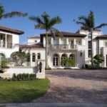 Beautiful Mediterranean Mansion Weston Homes