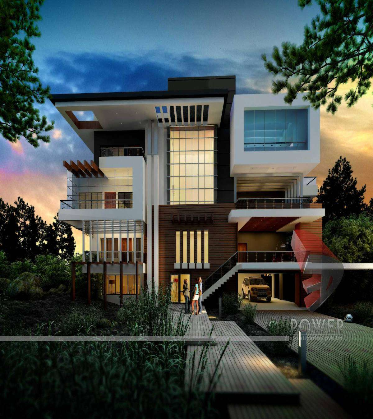 Beautiful Modern Home Design Ideas One