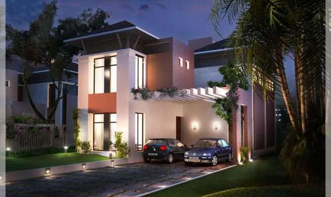 Beautiful Modern Kerala House Design