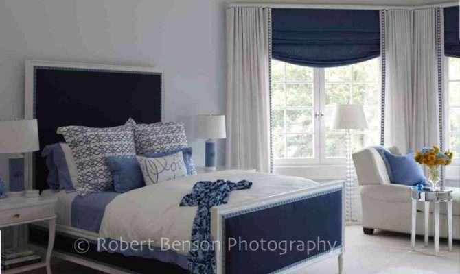 Beautiful New England Style Bedroom Decor Decorating