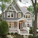 Beautiful Ranch Homes Exterior Traditional Lighting