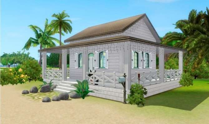 Beautiful Small Beach Cottage House Plans All