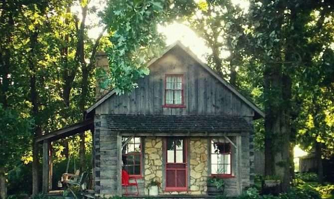 Beautiful Small Cabins Middle Nowhere Home