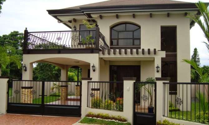 Beautiful Storey House Photos Bahay Ofw