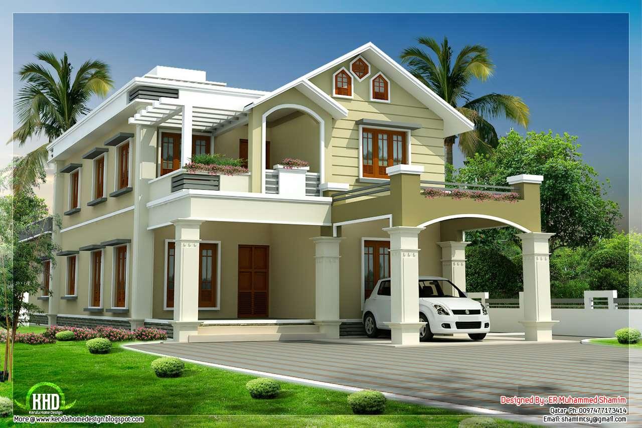 Beautiful Storey House