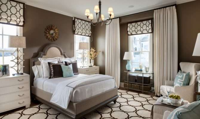 Beautifully Decorated Master Bedroom Designs