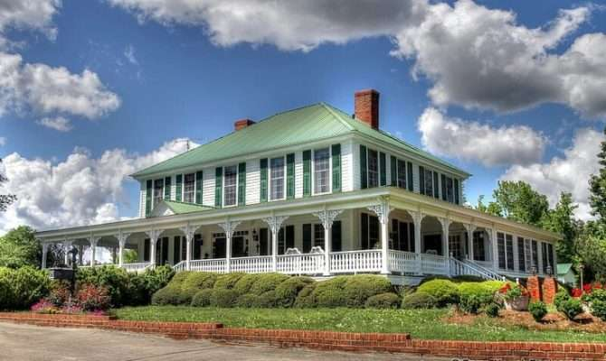 Beauuuutiful Old Southern Homes Pinterest