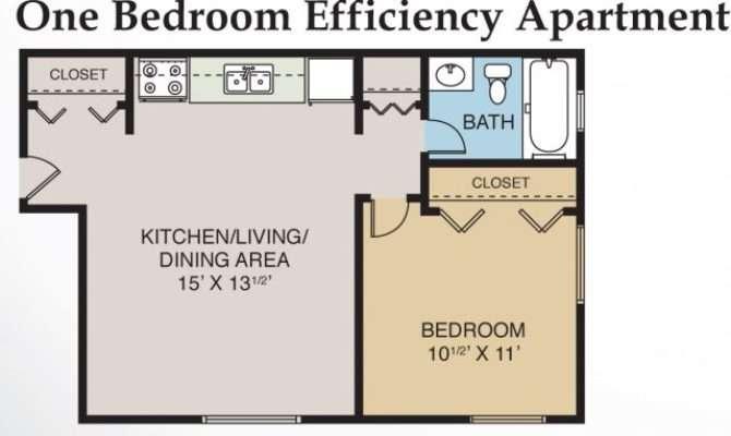 Bed Bath Apartment Midland Eastlawn Arms