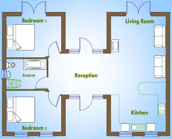 Bed House Plans Buy