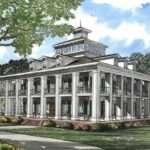 Bedrm Southern House Plan
