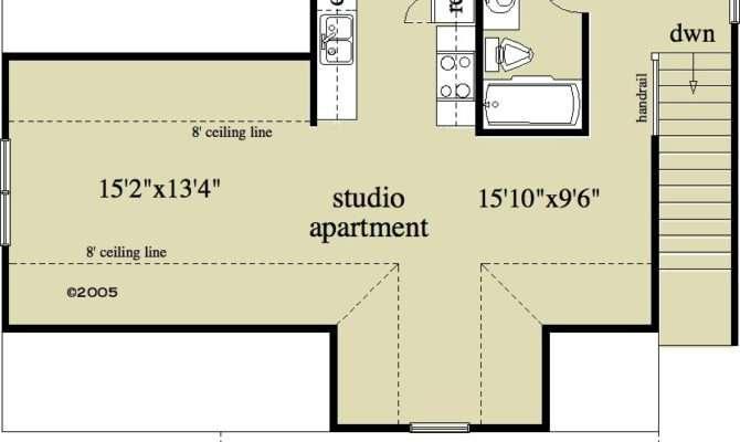 Bedroom Bath Country House Plan Alp