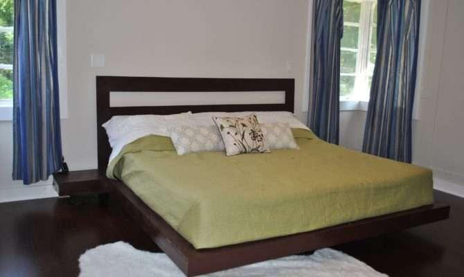 Bedroom Beautiful Diy Bed Frame Storage