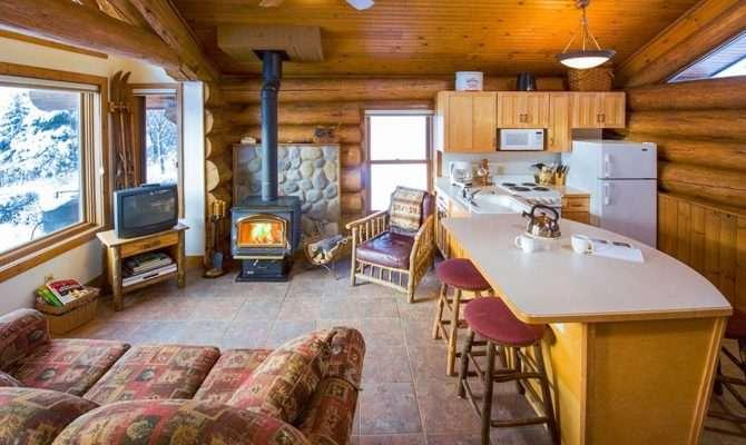Bedroom Cabin Grand Superior Lodge Lake