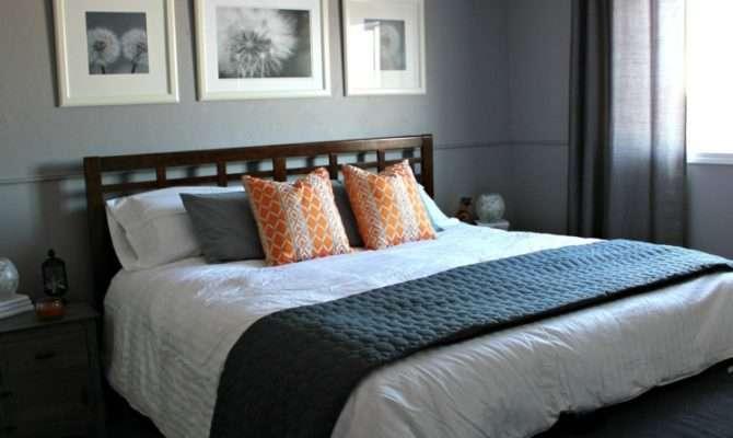 Bedroom Designs Simple Design Wood Frame Bed Grey