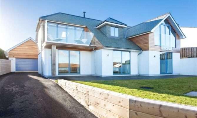 Bedroom Detached House Sale Higher Tristram