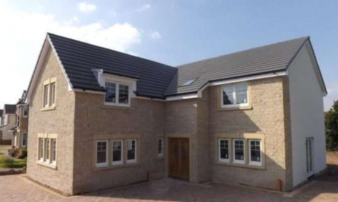 Bedroom Detached House Sale New Build