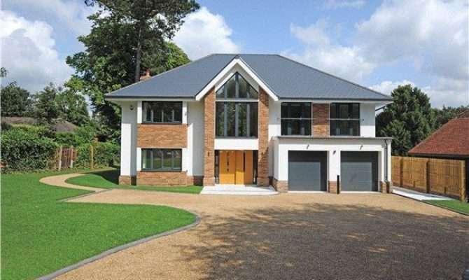 Bedroom Detached House Sale Stone Lodge Lane