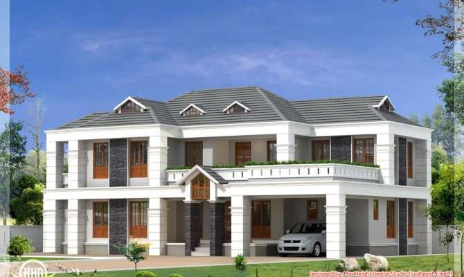 Bedroom Feet House Design Kerala Home Floor