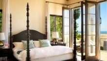 Bedroom Glamor Ideas Mediterranean