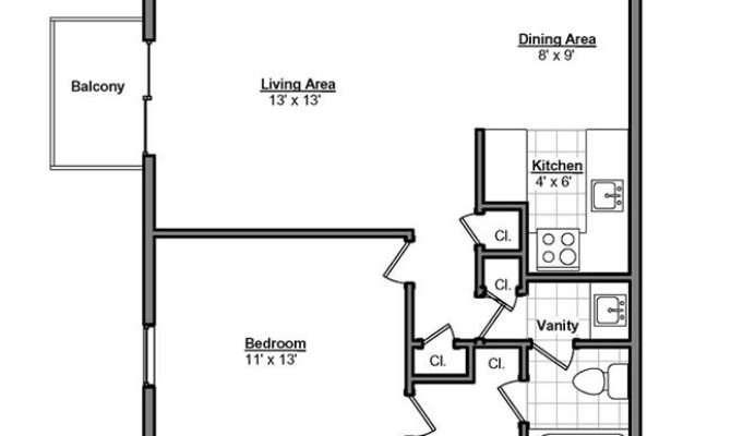 Bedroom Guest House Floor Plans