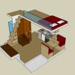 Bedroom Home Designs Small House Plans Donald