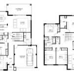 Bedroom House Designs Perth Double Storey Apg Homes
