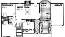Bedroom House Open Floor Plan Android Iphone