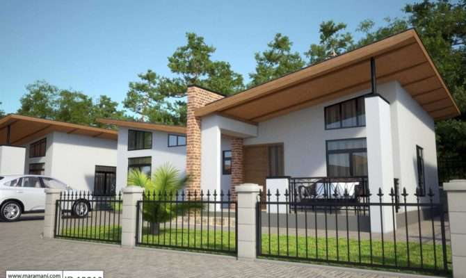 Bedroom House Plan Designs Maramani