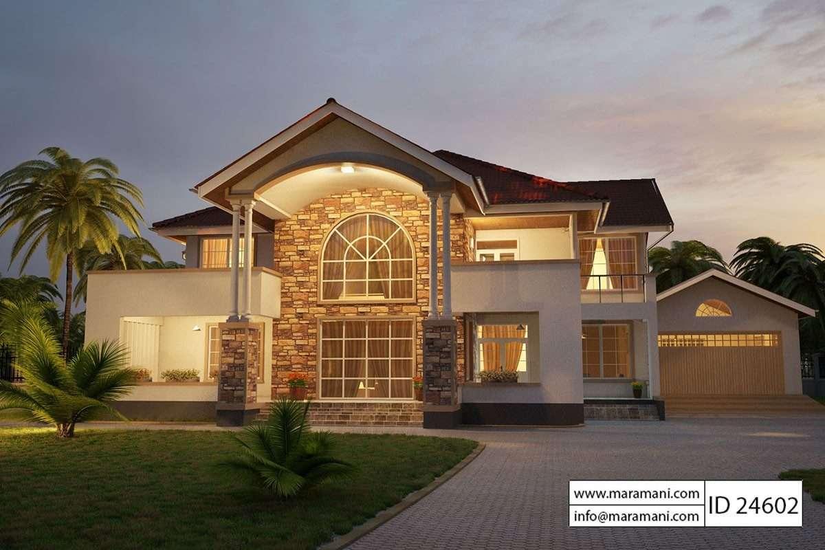 Bedroom House Plan Plans Maramani