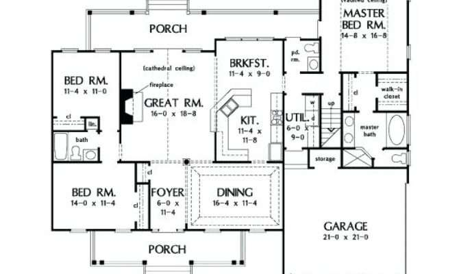 Bedroom House Plans South Africa Savae