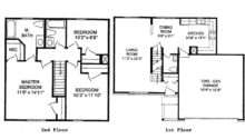 Bedroom House Plans Story Home Design Ideas