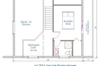 Bedroom Log Cabin Plans Loft Joy Studio Design Best