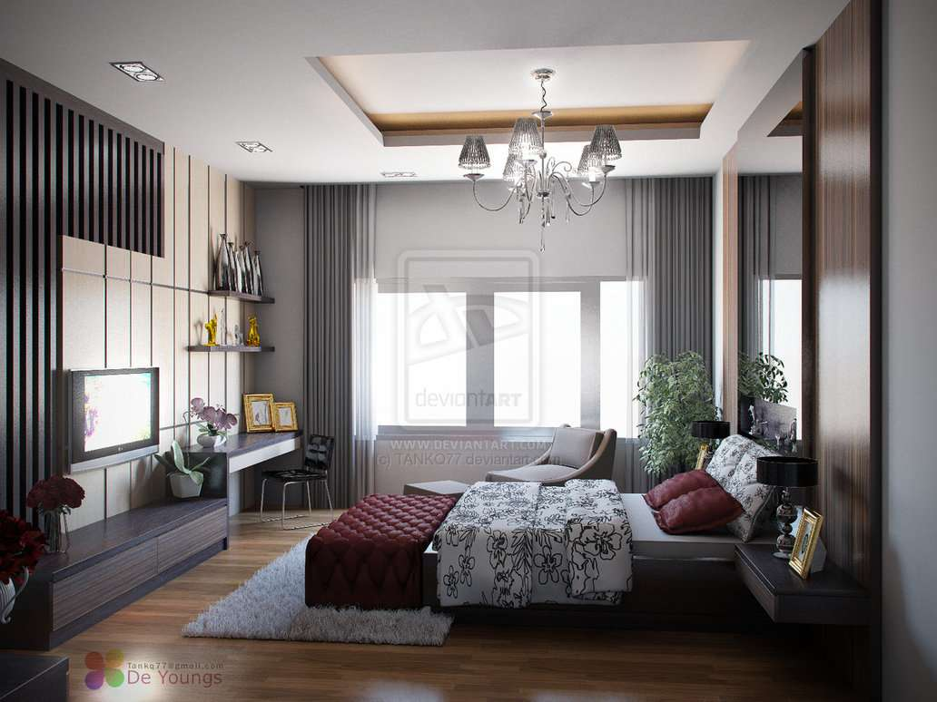 Bedroom Master Design Home Decoration