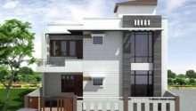 Bedroom Modern Duplex Floor House Design Area Mts